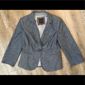 The Limited 3/4 Sleeve Blazer NWOT